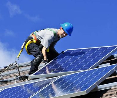 Solar Power System Serving & Repair